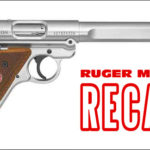 Ruger Mark IV Safety Recall